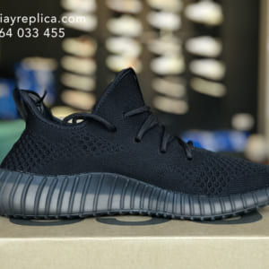 giày adidas yeezy 350 v2 full black replica