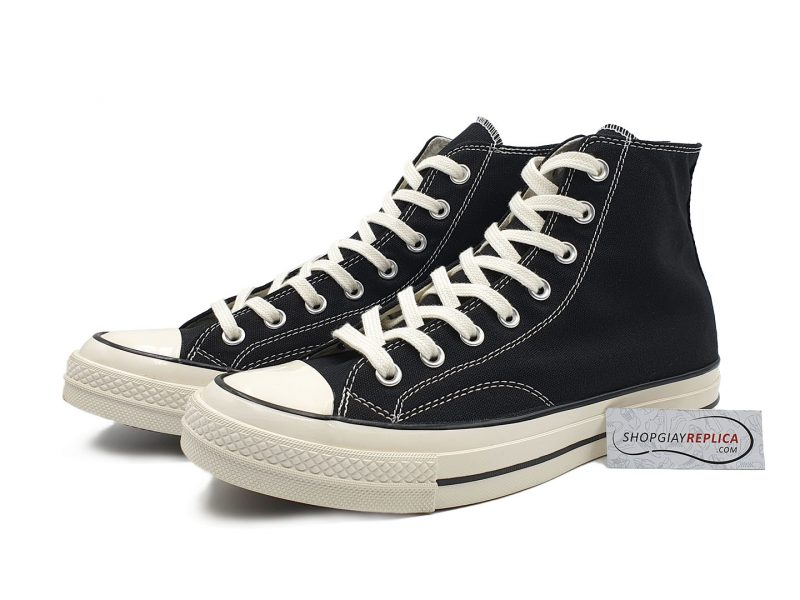 Giày converse 1970s black high