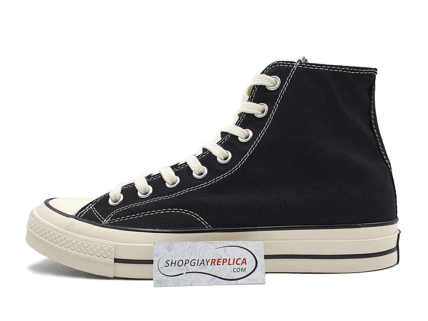 converse 1970s black high replica