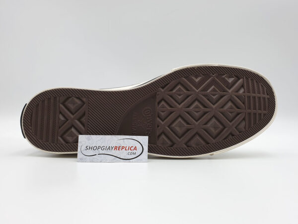 giày converse 1970s black high replica