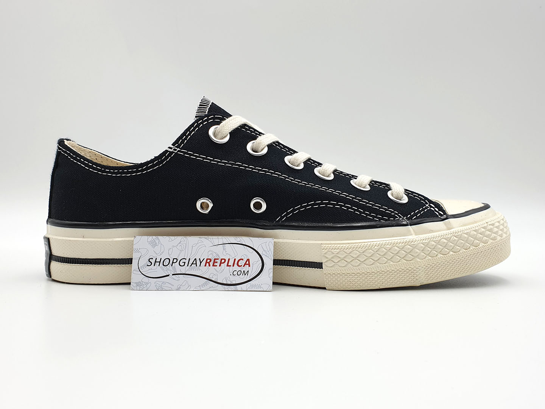 giày converse 1970s black low replica