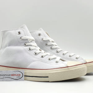 giày converse 1970s white high replica