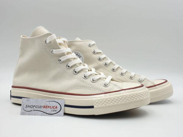 giày converse 1970s white high replica