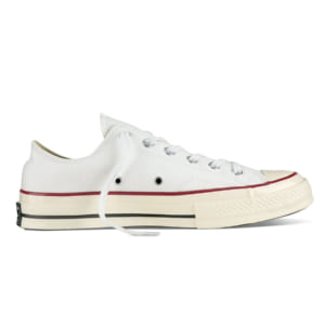 giay converse chuck 1970s low white replica