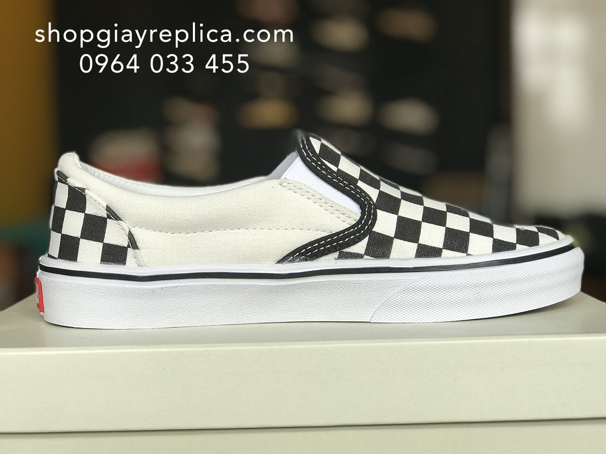 giày vans checkerbroad replica