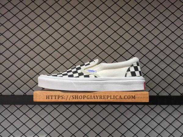 vans checkerbroad slip on replica