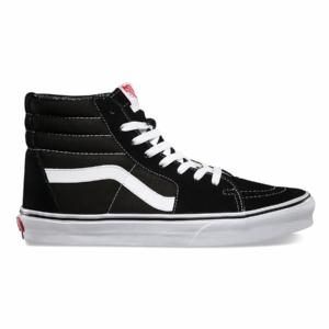 giày vans sk8 hi black replica