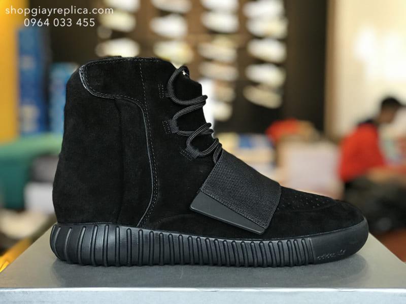 giày Adidas Yeezy Boost 750 triple black replica