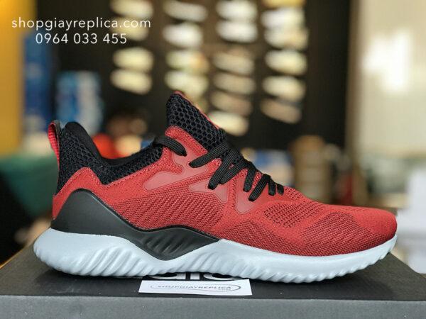 giày adidas alphabounce đỏ replica