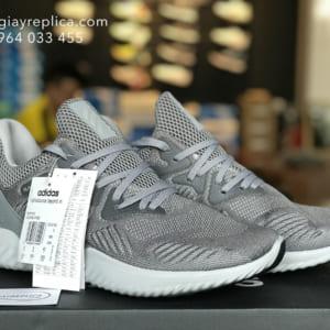 giày adidas alphabounce full grey replica 82db36b28a4f