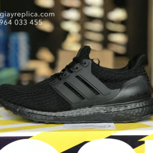 giày giày adidas ultraboost 4.0 full black replica