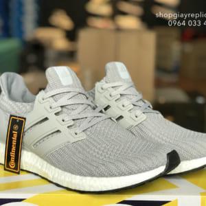 giày adidas ultraboost 4 xam replica