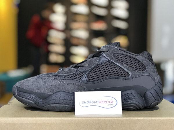 giày adidas yeezy 500 ultility black replica