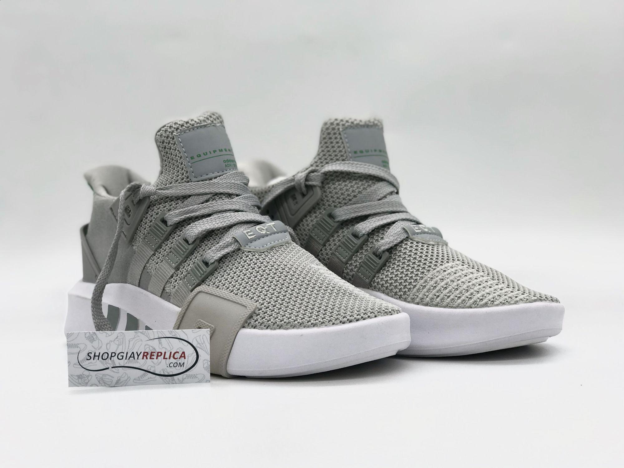 Giày Adidas EQT Bask ADV xám xanh