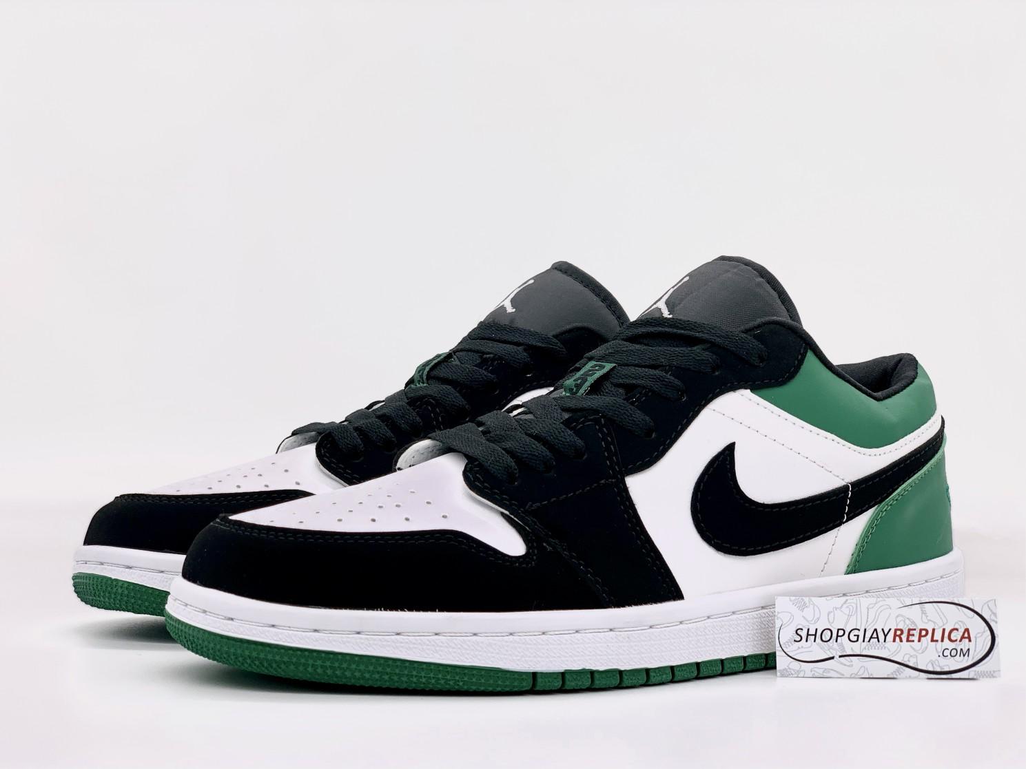 giày jordan xanh đen