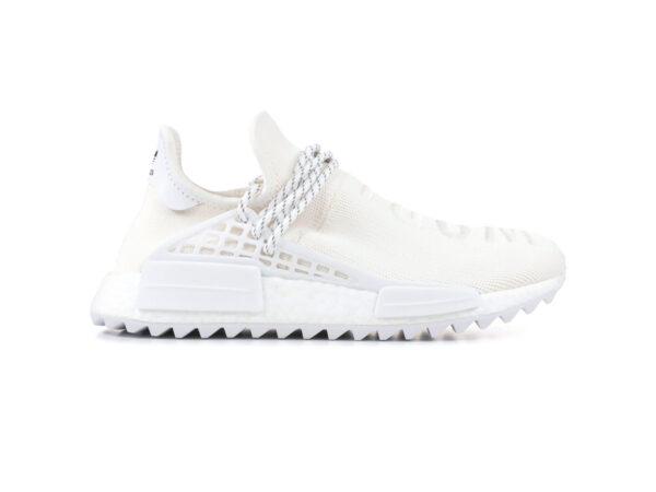 Giày Adidas Hu Holi NMD Cream White
