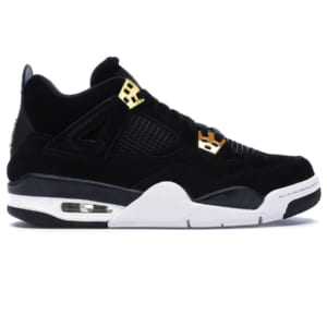 giày nike air jordan 4 royalty black replica