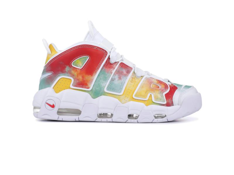 giày nike air uptempo mix color ii replica