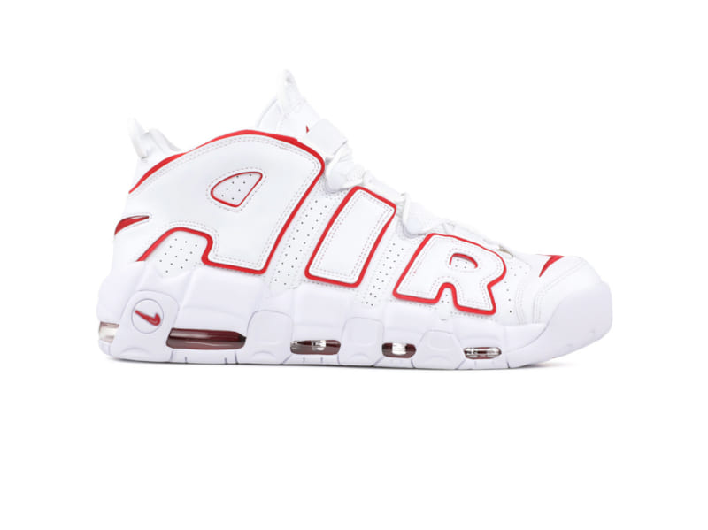 giày nike air uptempo trang do replica