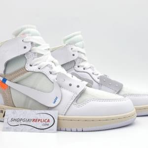 giày nike jordan 1 nrg off white replica