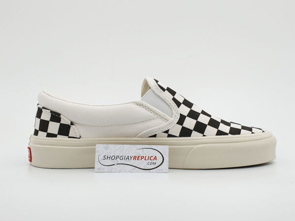 giày Vans Vault OG Classic Slip-On LX Checkerboard replica