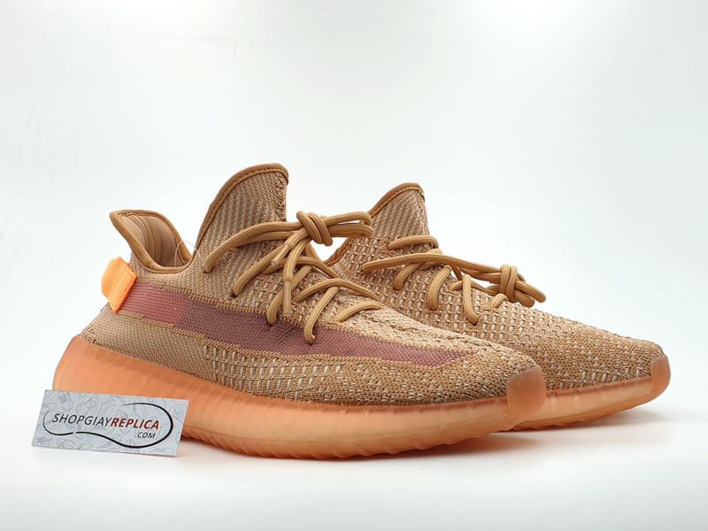 giày adidas yeezy 350 v2 clay replica