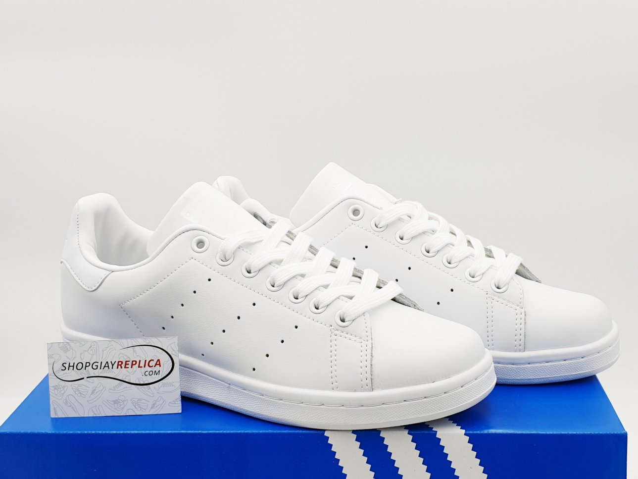 giày adidas stan smith trắng