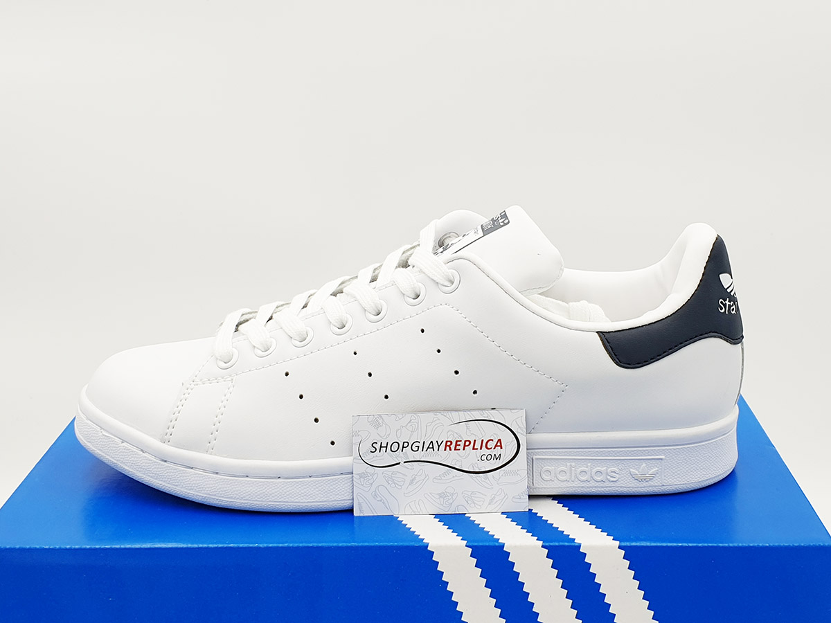 giày adidas stan smith got xanh navy replica