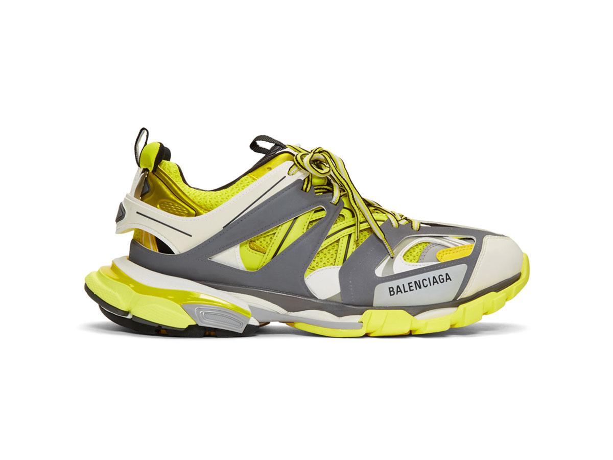 giày balenciaga track 3.0 yellow replica