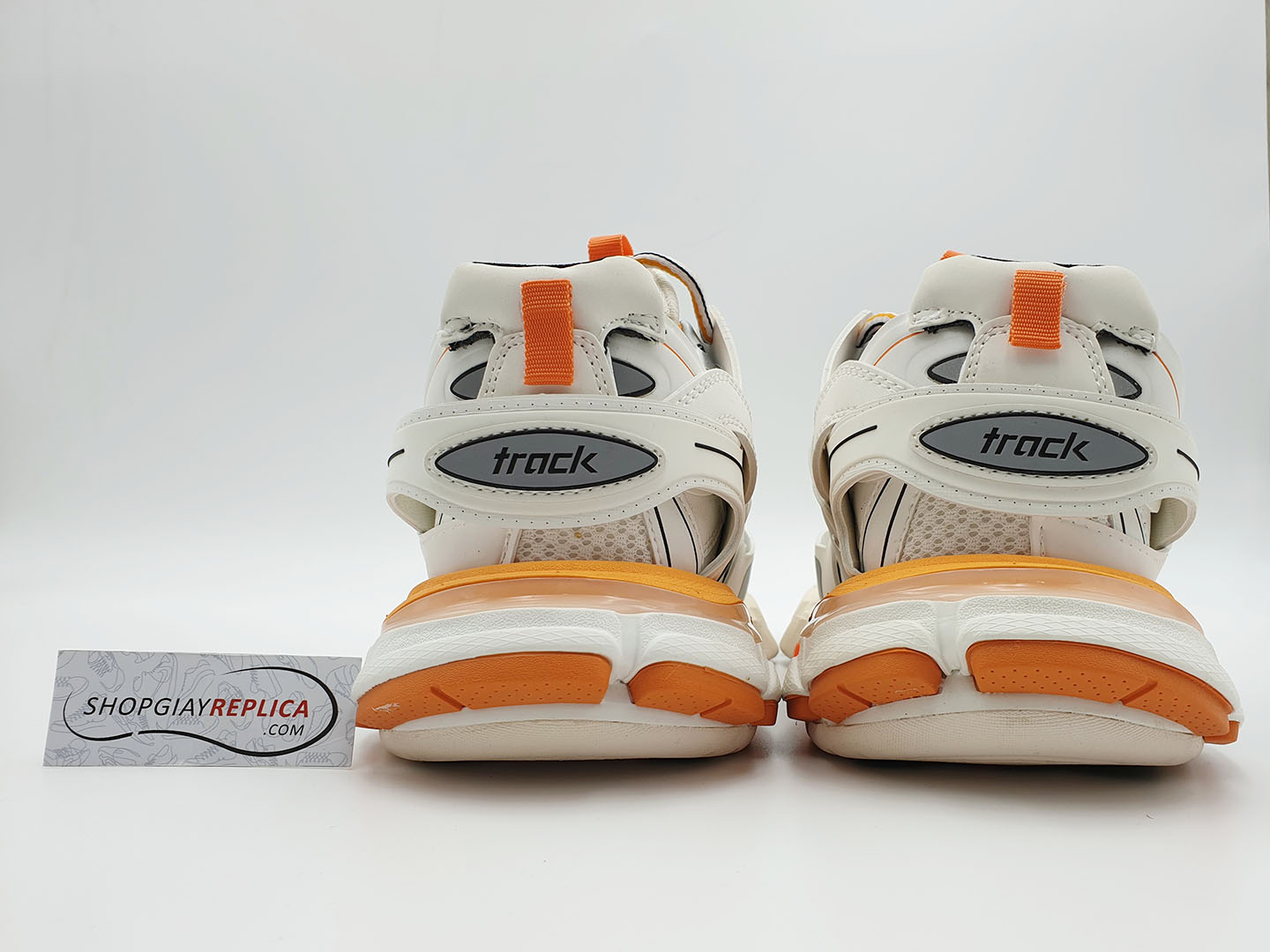 giày balenciaga track 3.0 orange replica