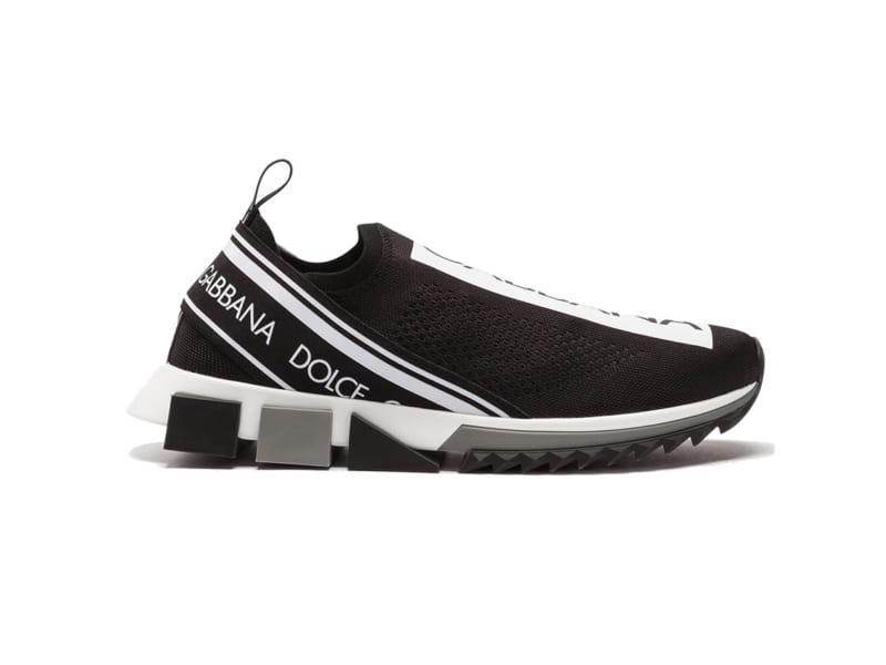 giày Dolce & Gabbana Sorrento Black siêu cấp
