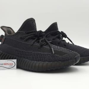 giày adidas yeezy 350 v2 black replica
