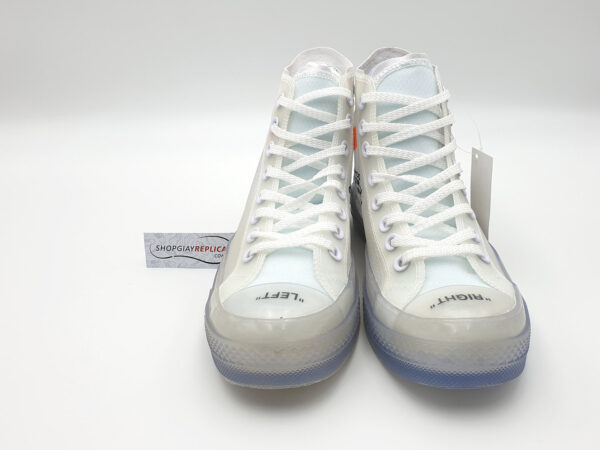 giày converse off white vulcanized replica