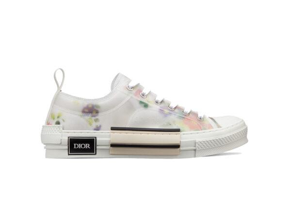 giày dior b23 flower low top siêu cấp