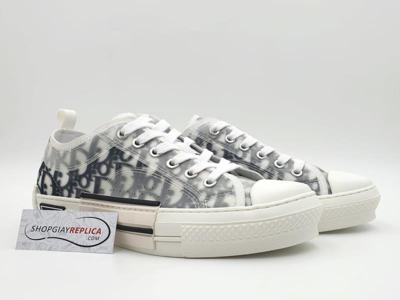 giày dior x kaw b23 thấp cổ siêu cấp