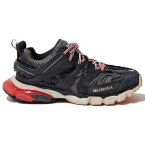 giày Balenciaga Track Black Grey Red replica