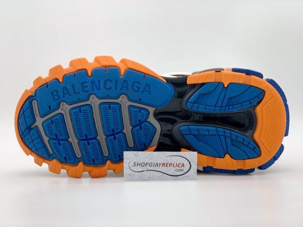Giày Balenciaga Track 3.0 xanh cam replica 1:1