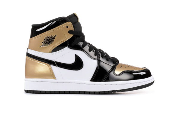 giày Nike Air Jordan 1 Retro High Og Nrg gold toe replica