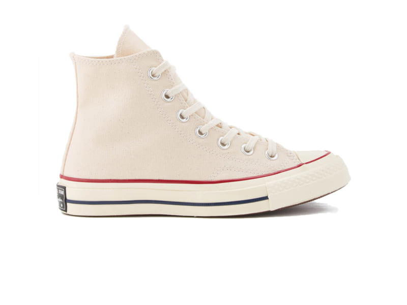 Converse 1970s cream white high