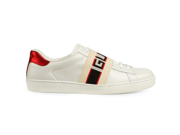 giày gucci stripe replica