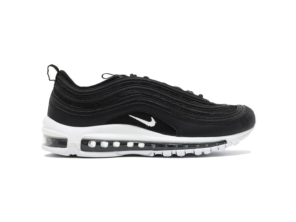 Giày Nike Air Max 97 Black White replica 1:1 Shop giày