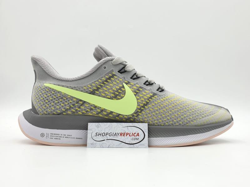 giày Nike Air Zoom Pegasus 35 xam vang replica