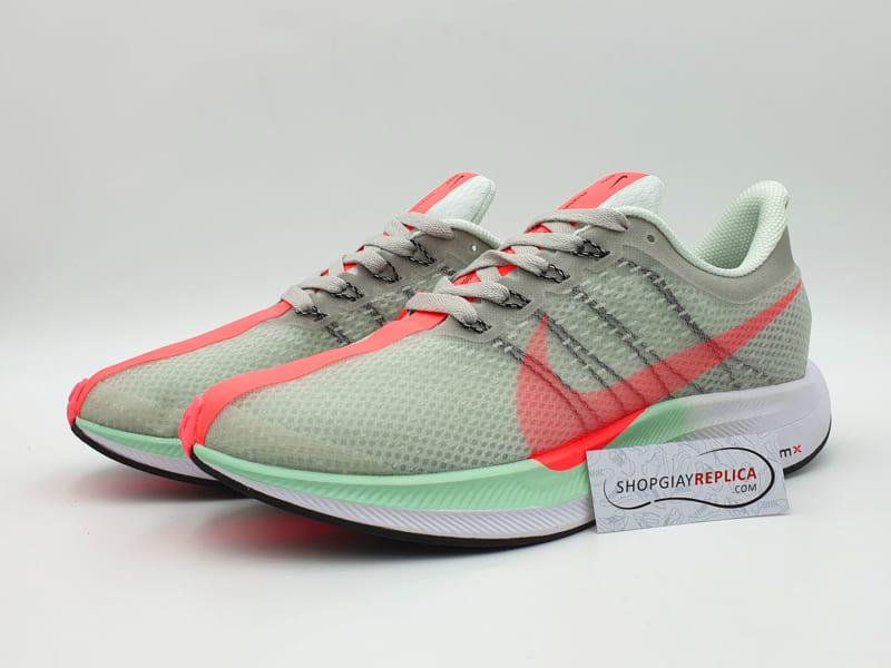 giay Nike Air Zoom Pegasus 35 xanh soc do replica