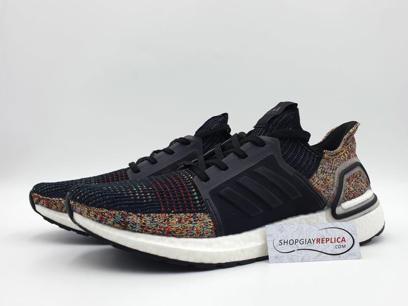 giay adidas ultra boost 5 19 black multicolor replica
