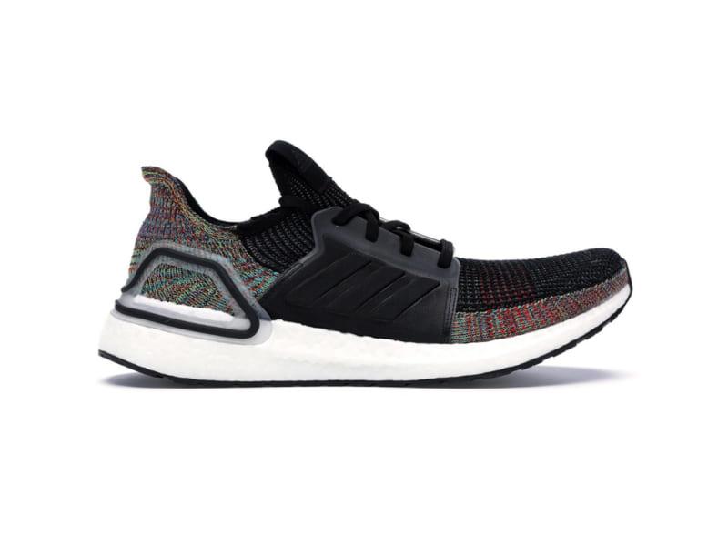 giay adidas ultra boost 5.0 black muiticolor replica