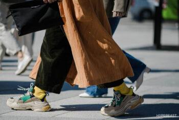 8 cách phối đồ với giày Balenciaga Triple S cực chất