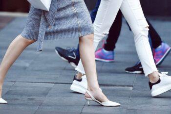 Phối đồ với giày Mcqueen theo phong cách của Sao