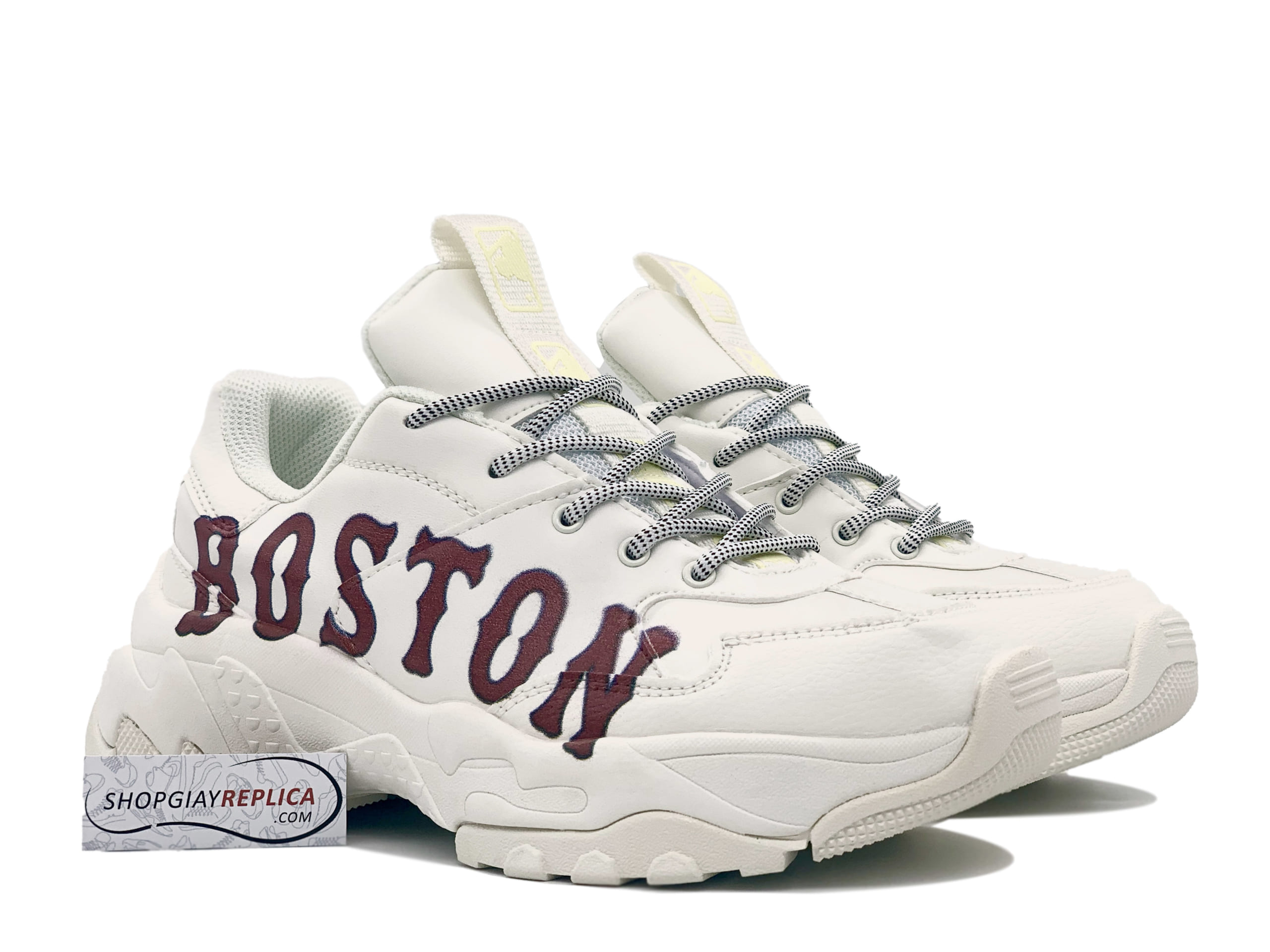 Giày MLB Chunky Boston
