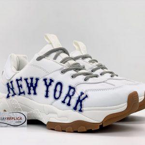 MLB New York trắng chữ xanh rep1:1