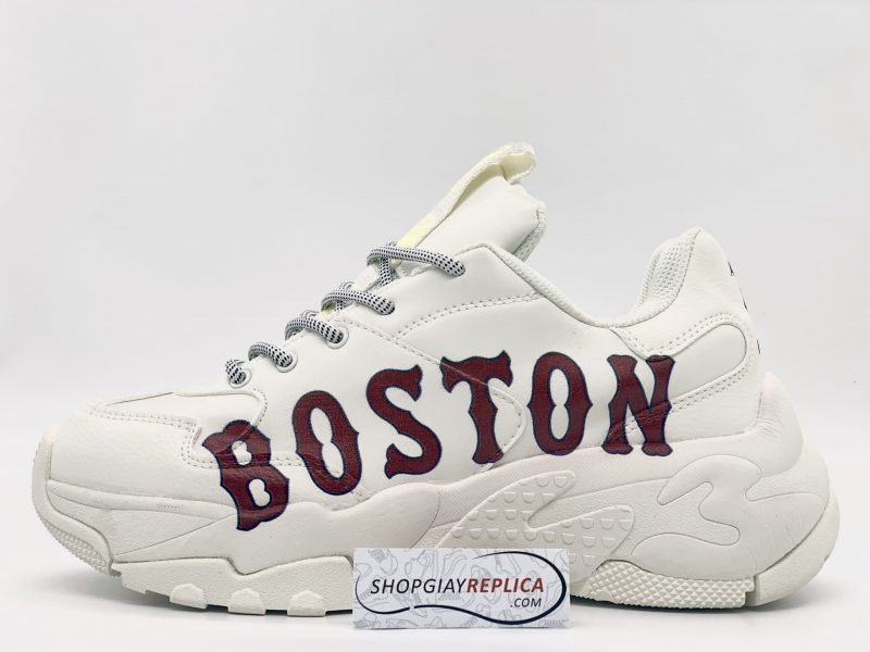 Giày MLB Boston đỏ replica